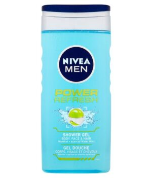 Nivea Shower Gel Power Refresh For Men-250ml