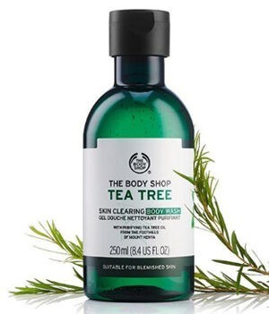 The Body Shop Tea Tree Skin Clearing Body Wash 250ml