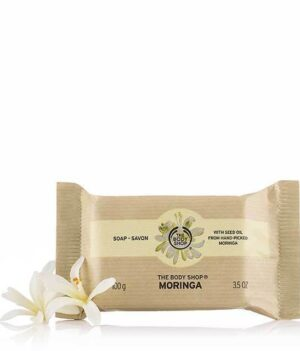 The Body Shop Moringa Soap - 100g