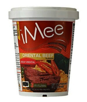 IMEE Beef Curry Flav Cup Noodles