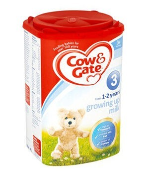 Cow & Gate 3 Growing Up Milk - 900G