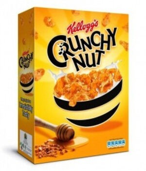 Kelloggs Crunchy Nut Corn Flakes 500gm