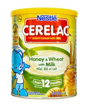 Nestle Cerelac - Honey & Wheat