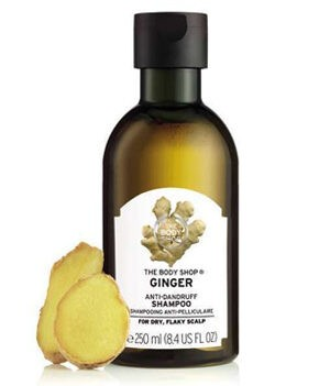 Ginger Anti Dandruff Shampoo 250ml