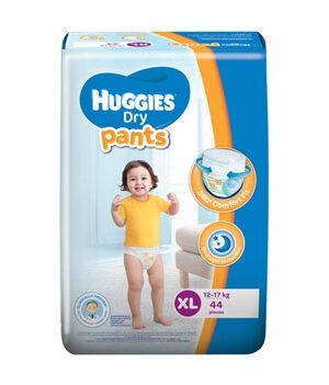 Huggies Dry Pant - Extra Large (12-17kg)