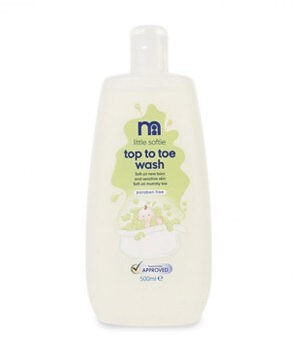 Mothercare Top to Toe Wash 500ml