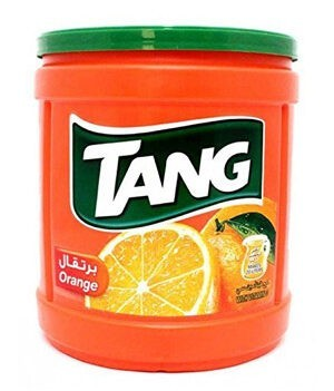Tang Orange Drink - 2.5 Kg