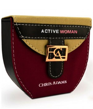 Chris Adams Active Women Perfume - 80ml