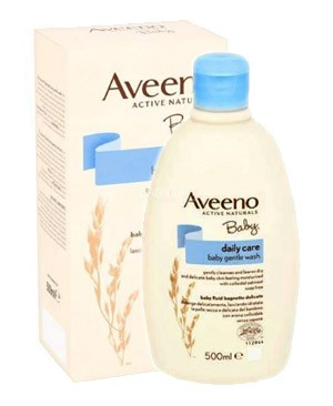 Aveeno Baby Daily Care Gentle Wash 500ml