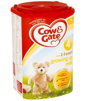 Cow & Gate 4 Growing Up Milk – 800g