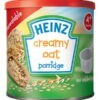 Heinz Creamy Oat Porridge Breakfast 4 Months Plus 240g