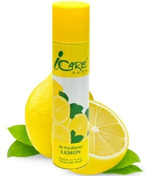 ICare Air Freshener Lemon 300ml
