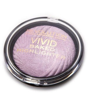 Makeup Revolution Vivid Baked Highlighter – Pink Lights