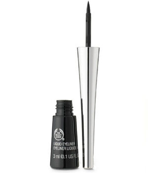 The Body Shop Liquid Eyeliner - Black