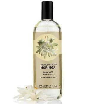 The Body Shop Moringa Body Mist - 100ml