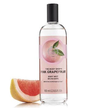 The Body Shop Pink Grapefruit Body Mist - 100ml
