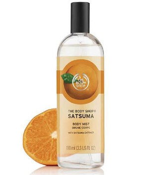 The Body Shop Satsuma Body Mist - 100ml