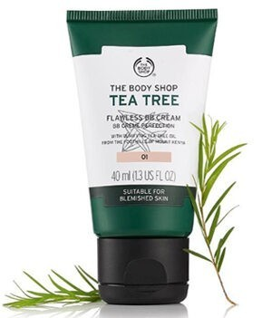The Body Shop Tea Tree Flawless BB Cream - 01 Light