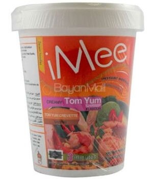 IMEE Tom Yum Shrimp Flav Cup Noodles 65g