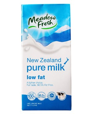Meadow Fresh Low Fat 1 Litre