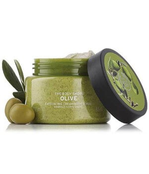 The Body Shop Olive Body Scrub 49g