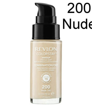 REVLON COLORSTAY FOUNDATION COMBINATION - NUDE 200