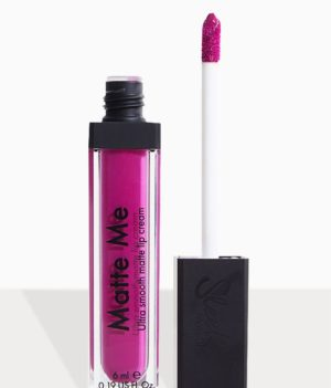 SLEEK MATTE ME LIP CREAM – FANDANGO PURPLE 431