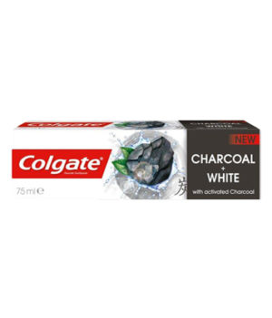 Colgate Charcoal White Toothpaste 75ml