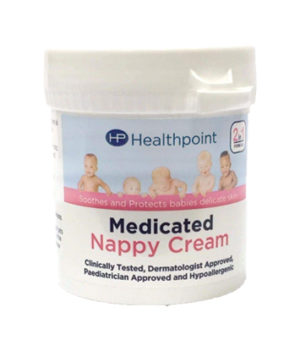 Healthpoint Medicated Nappy Cream 100g