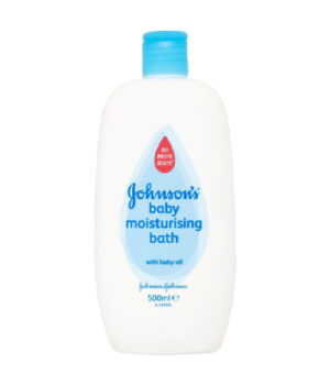 Johnson's Baby Moisturising Bath 500ml
