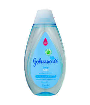 Johnson's Baby Bath Pure & Gentle Daily Care 500ml