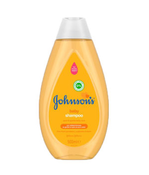 Johnson's Baby Shampoo Pure& Gentle Daily Care 500ml