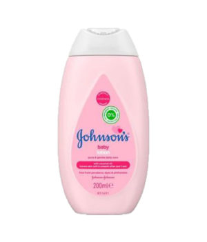 Johnson's Baby lotion Pure & Gentle Daily Care 200ml