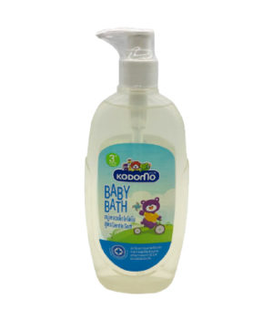 Kodomo Baby Bath Gentle Soft 400ml