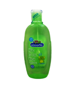 Kodomo Head To Toe Wash 200ml