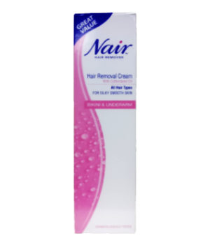 Nair Hair Removal Cream –All Hair Types 90ml