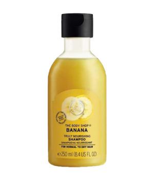 The Body Shop Banana Truly Nourishing Shampoo 250ml