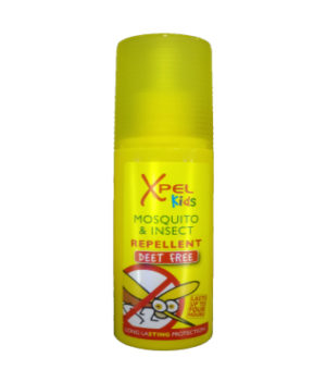 Xpel Kids Mosquito & Insect Repellent 70ml