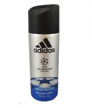Adidas Arena Edition Deodorant Body Spray For Men - 150ml