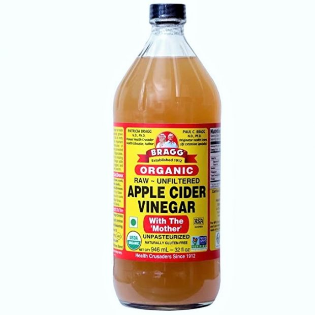 Bragg Organic Raw Apple Cider Vinegar 946m
