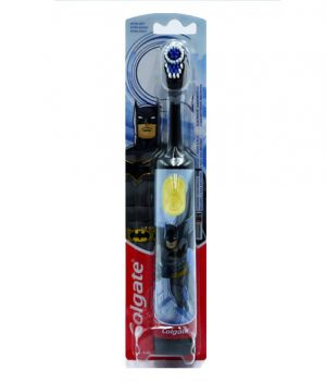 Colgate Battery Power Batman Toothbrush for Kids