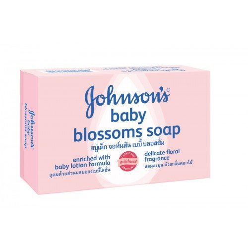 Johnson's Baby Blossoms Soap