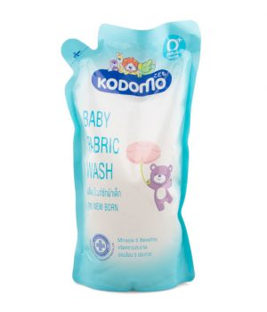 Kodomo New Born Baby Fabric Wash Refill – 600ml