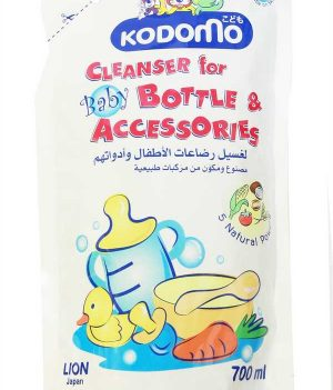 Kodomo Cleanser Baby Bottle and Accessories Refill - 700ml