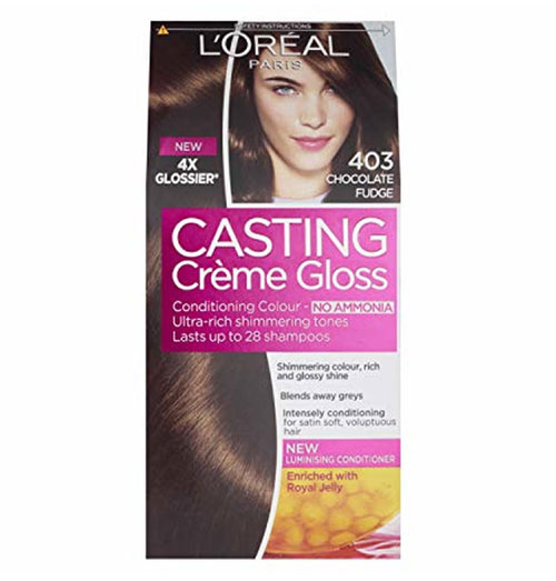 L'Oréal Paris Casting Crème Gloss - Chocolate Fudge 403