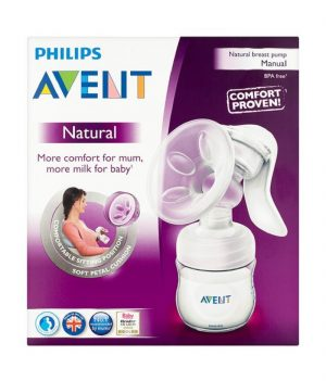 Philips Avent Manual Breast Pump - Natural