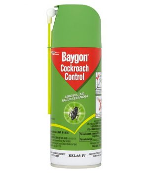 SC Johnson Baygon Cockroach Control