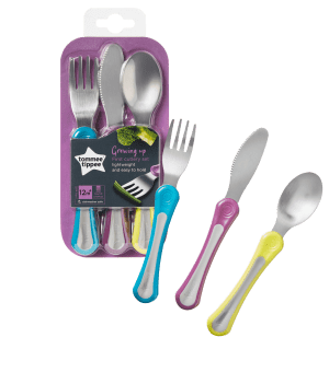 Tommee Tippee - First Grown Up Cutlery Set