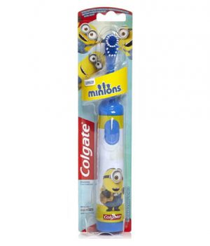 Colgate Battery Power Minions Toothbrush for Kids
