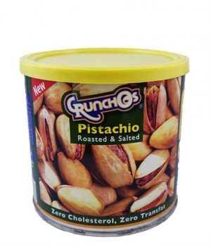 Crunchos Pistachio Roasted and Salted 100gm